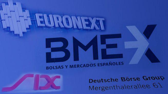 Six, Euronext y Deutsche Böerse: la carrera por hacerse con BME pese al desplome en el volumen de negociación