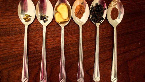 Té especiado o masala chai