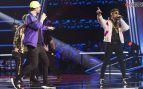 David Bisbal y Melendi se convierten en raperos en 'La Voz Kids'