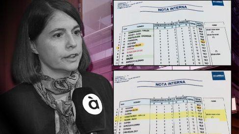 Gracia Ballesteros, denunciante ahora imputada en Acuamed.