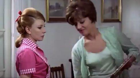 Fotograma de la película compartida por José Luis Martínez-Almeida.