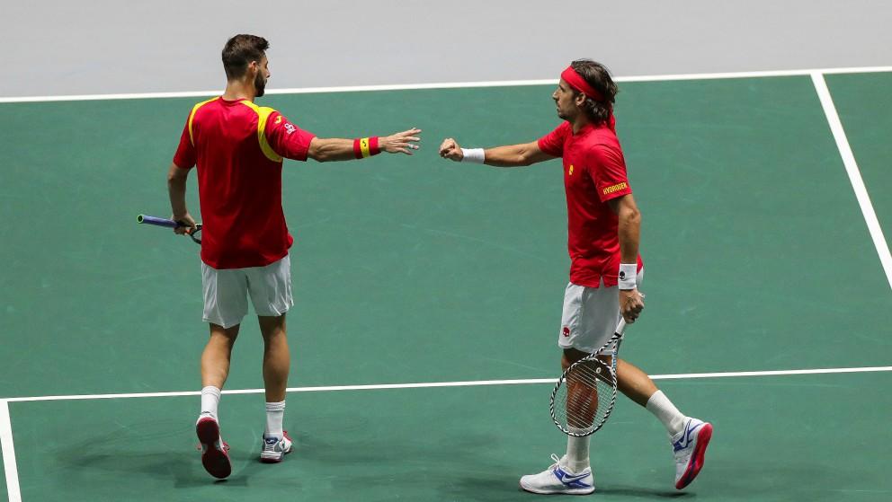 España vs Reino Unido: Feliciano López – Kyle Edmund de la Copa Davis 2019, en directo