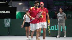 Copa Davis 2019: España vs Argentina, en directo: Partido de dobles de la Copa Davis 2019 en vivo. (Alberto Simón)
