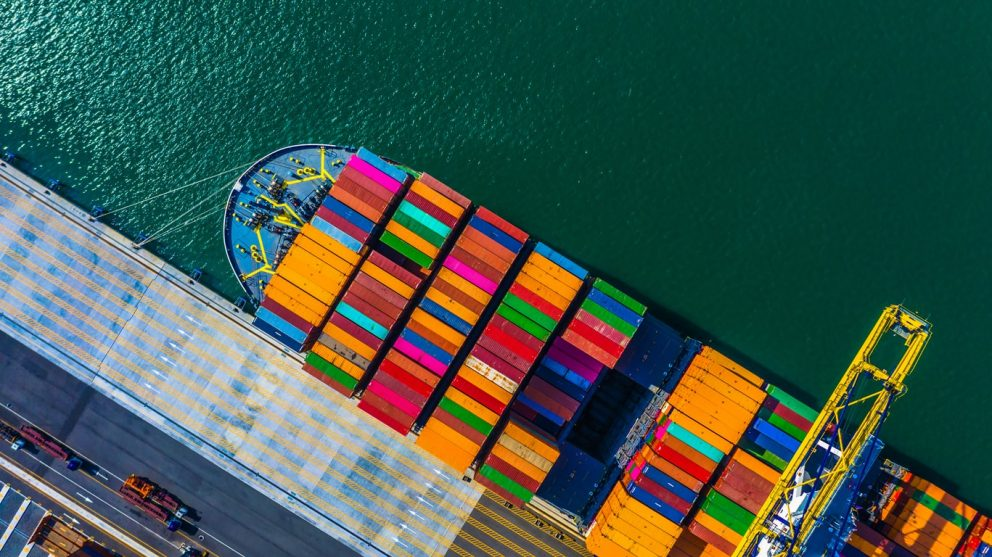 Exportación @Istock
