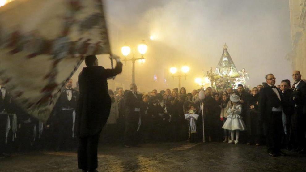 Los arcabuces son muy importantes en estas fiestas murcianas