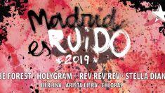 Madrid es Ruido es uno de los festivales más esperados de la noche madrileña