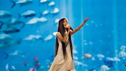 Melani ya pisa 'Eurovisión Junior 2019'
