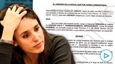 Una ex escolta de Pablo Iglesias, contratada por Podemos, demanda al partido por el trato laboral «discriminatorio».