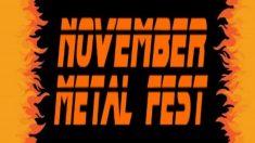 El metal cuenta con un gran número de festivales en nuestro país