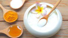 El yogur es un poderoso ingrediente para tratar la piel