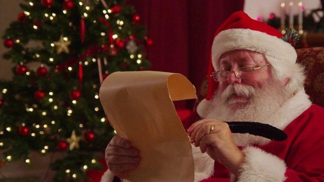 cartas que llegan dirigidas a Papá Noel