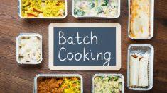 batch coocking