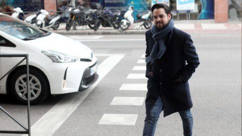 de paramoEl secretario de Comunicación de Ciudadanos, Fernando de Páramo. Foto: EP