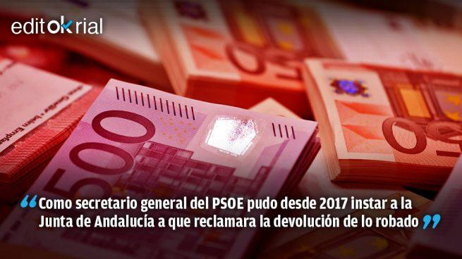 Una sombra de 680 millones de euros planea sobre Sánchez