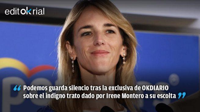 Si esto le pasa a Cayetana Álvarez de Toledo, no sale políticamente viva