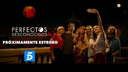 Telecinco estrena 'Perfectos desconocidos'