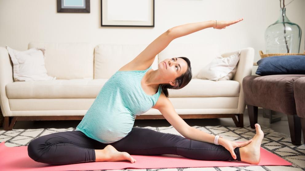Curiosidades del yoga prenatal