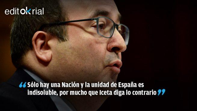EL PSC, contra el artículo 2 de la Constitución española