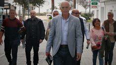 El diputado de Vox por Cádiz Agustín Rosety en un acto de la pasada campaña electoral. (Ep)
