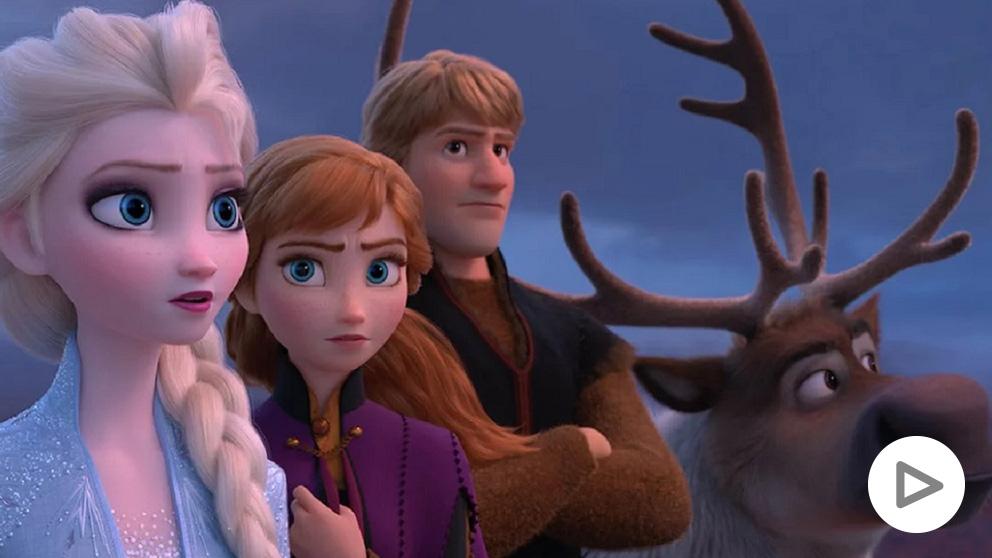 'Frozen 2', la segunda parte de la exitosa película de Disney, llega a la cartelera española dispuesta a reventarla.