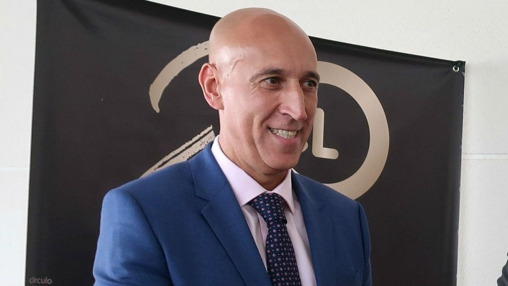 José Antonio Díez, alcalde de León. (Ep)