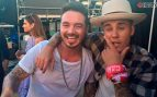Justin Bieber recibe un anillo de diamantes de J Balvin por este motivo