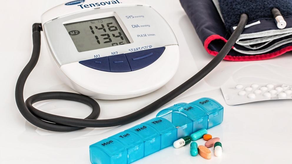 Contra la hipertensión, el captopril