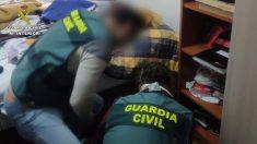 Agentes de la Guardia Civil. Foto: EP
