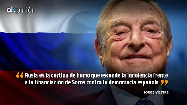 Soros y la injerencia rusa