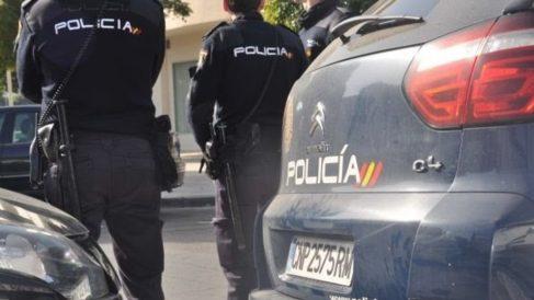 Agentes de la Policía Nacional. Foto: EP
