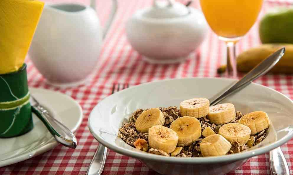 El colesterol malo en el desayuno