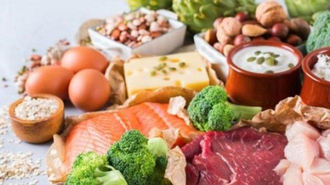 vitamina b1 y b2 alimentos
