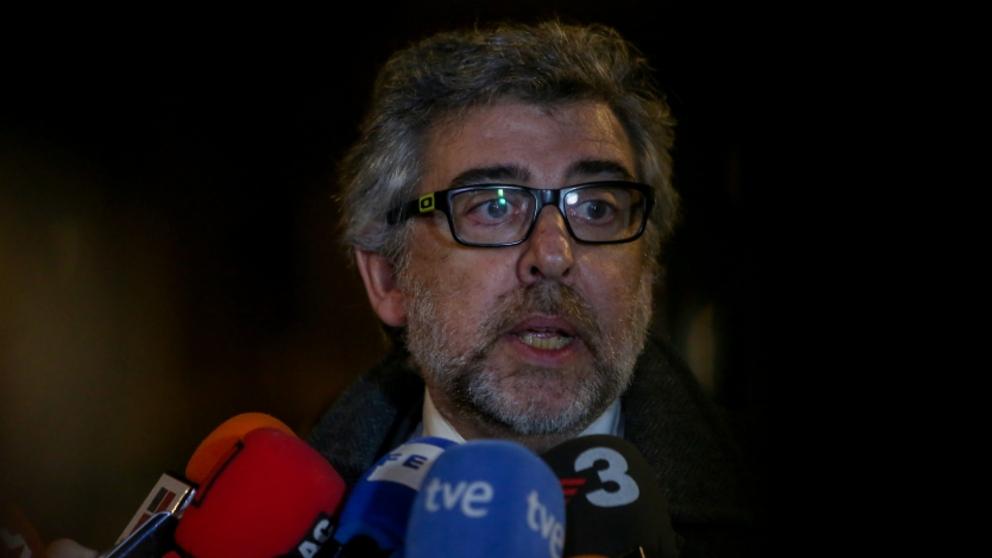 El abogado Jordi Pina. Foto: EP