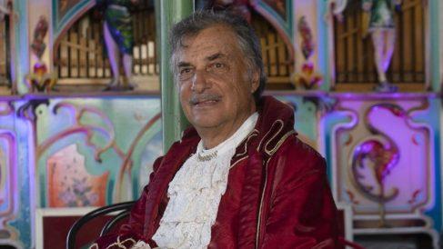 El creador y cofundador del Circo Raluy, Carlos Raluy. Foto: EP