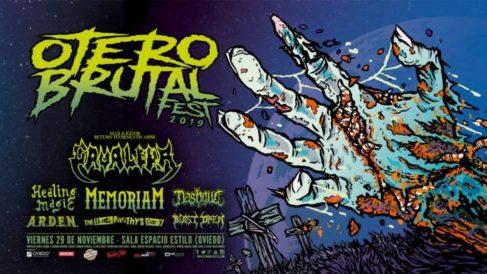 El Otero Brutal Fest regresa a Oviedo con muchos cambios pero con gran calidad