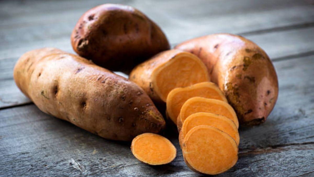 En qué se distinguen el boniato de la batata