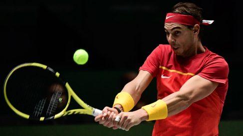 Rafa Nadal – Shapovalov: Partido España vs Canadá de la final de Copa Davis, en directo