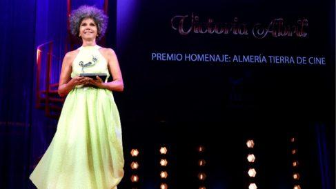 Victoria Abril. Foto: EP