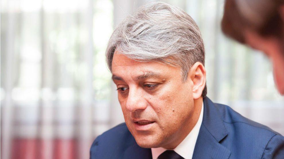 Luca de Meo, CEO de Seat y presidente del Consejo de Administración de Volkswagen Group España Distribución.