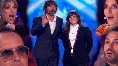 Melani en 'Got Talent'