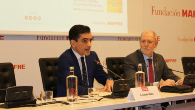 Fundación MAPFRE: «Es necesario reforzar la colaboración europea en todos los ámbitos de la seguridad vial»