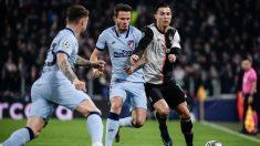 Juventus – Atlético de Madrid, en directo: Partido de Champions League