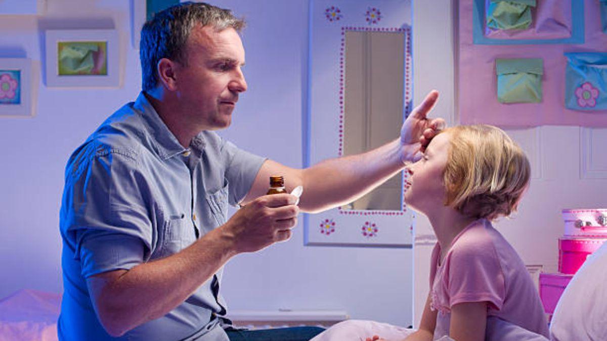 La dosis recomendada de ibuprofeno y de paracetamol en los niños