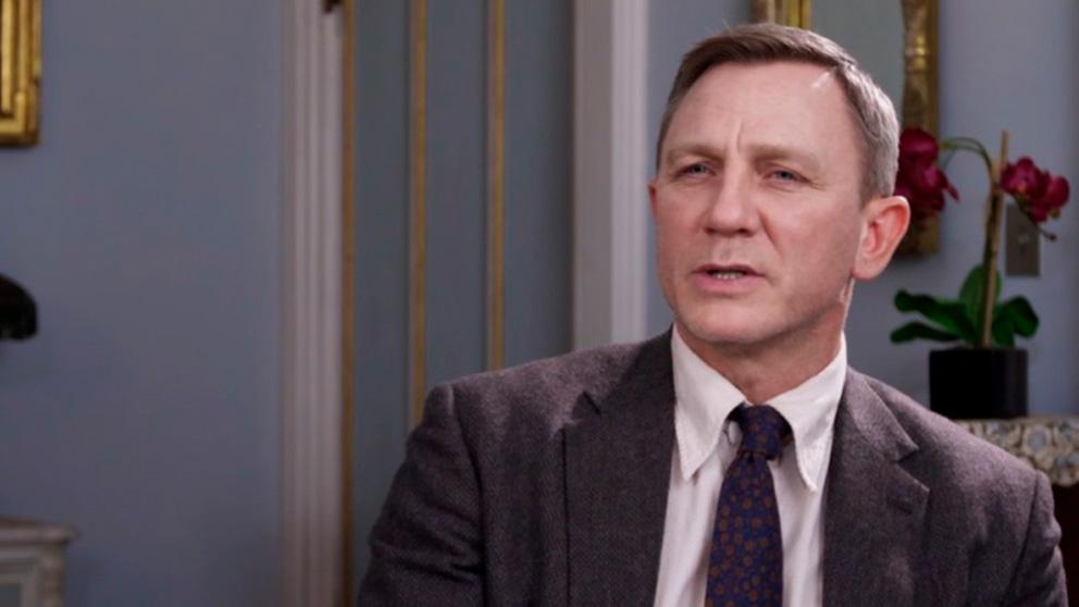 Daniel Craig forma parte del reparto coral de 'Puñales por la espalda' que se estrena este 27 de noviembre. Foto: EP