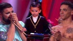 Los tres finalistas de 'Got Talent'