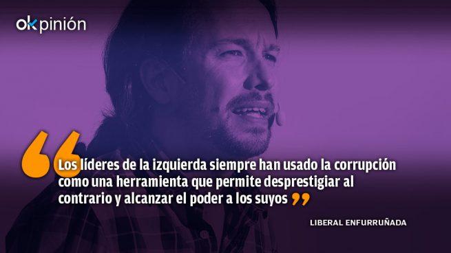 Pablo Iglesias, el de los ERE