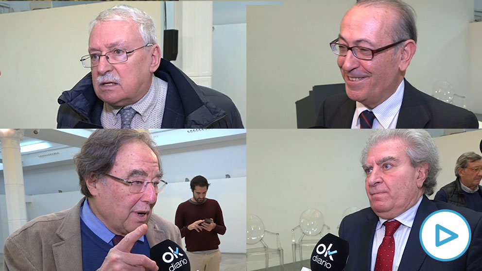 Ex dirigentes del PSOE critican la deriva de Sánchez: «Algún día tendrá que rendir cuentas»