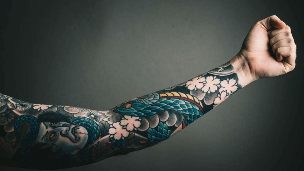 Los tatuajes se pueden infectar fácilmente si no los cuidas correctamente