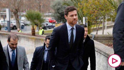 Vista oral a los futbolistas Xabi Alonso y Cristiano, juzgados por delitos fiscales