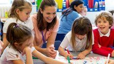 Descubre cuál es la mejor edad para que el niño aprenda inglés